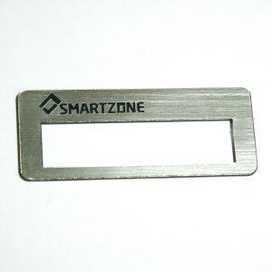 бейдж с гравировкой Smartzone