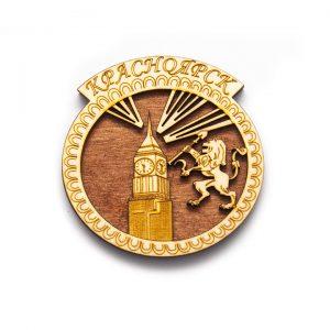 магнит деревянный лазерная гравировка красноярск