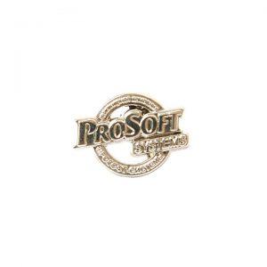 значок металлический литье Prosoft