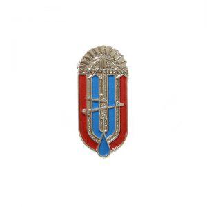 значок металлический штамповка эмали лта