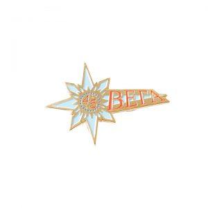 значок металлический штамповка эмали вега 45